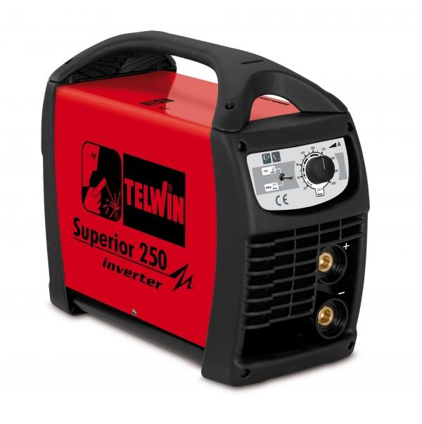 máy hàn hồ quang telwin superior 250
