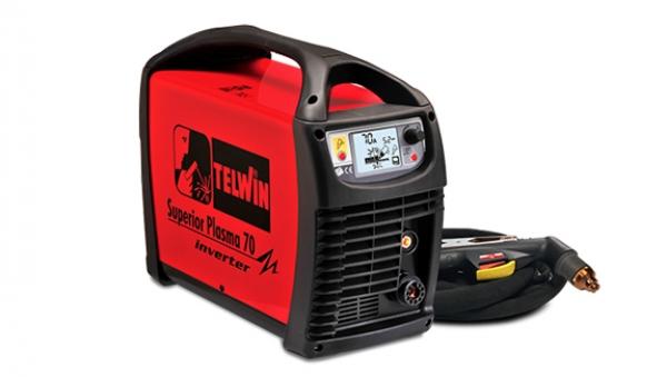 máy cắt telwin SUPERIOR PLASMA 70