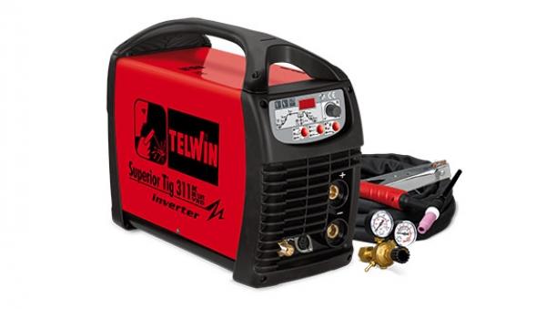 máy hàn tig telwin superior t311 dc-hf/lift
