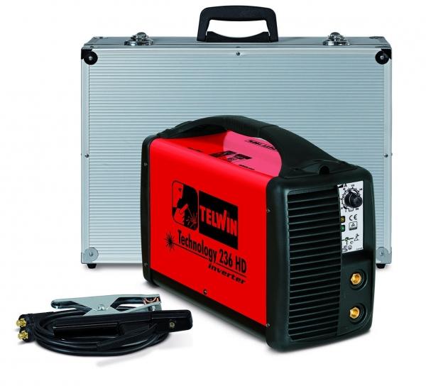 máy hàn hồ quang telwin TECHNOLOGY 236 HD