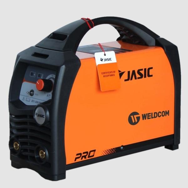 máy hàn hồ quang jasic zx7 200 pro
